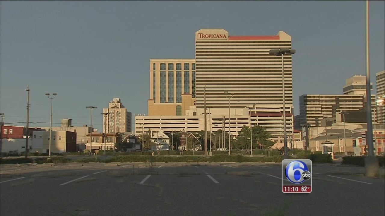 VIDEO: Atlantic City plans layoffs to help with budget