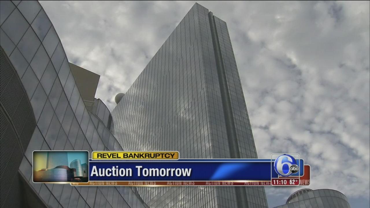 VIDEO: Revel casino auction tomorrow