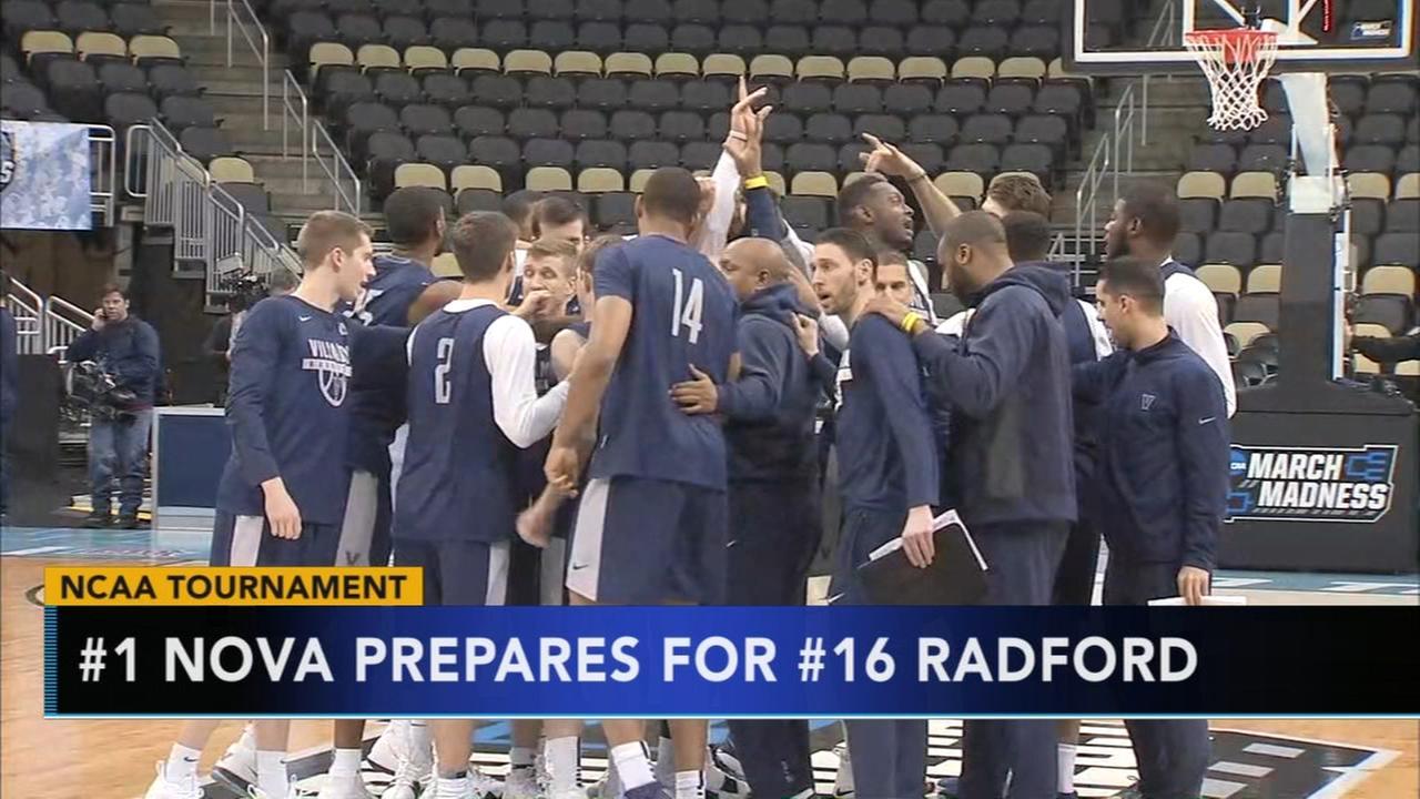 Nova prepares for Radford