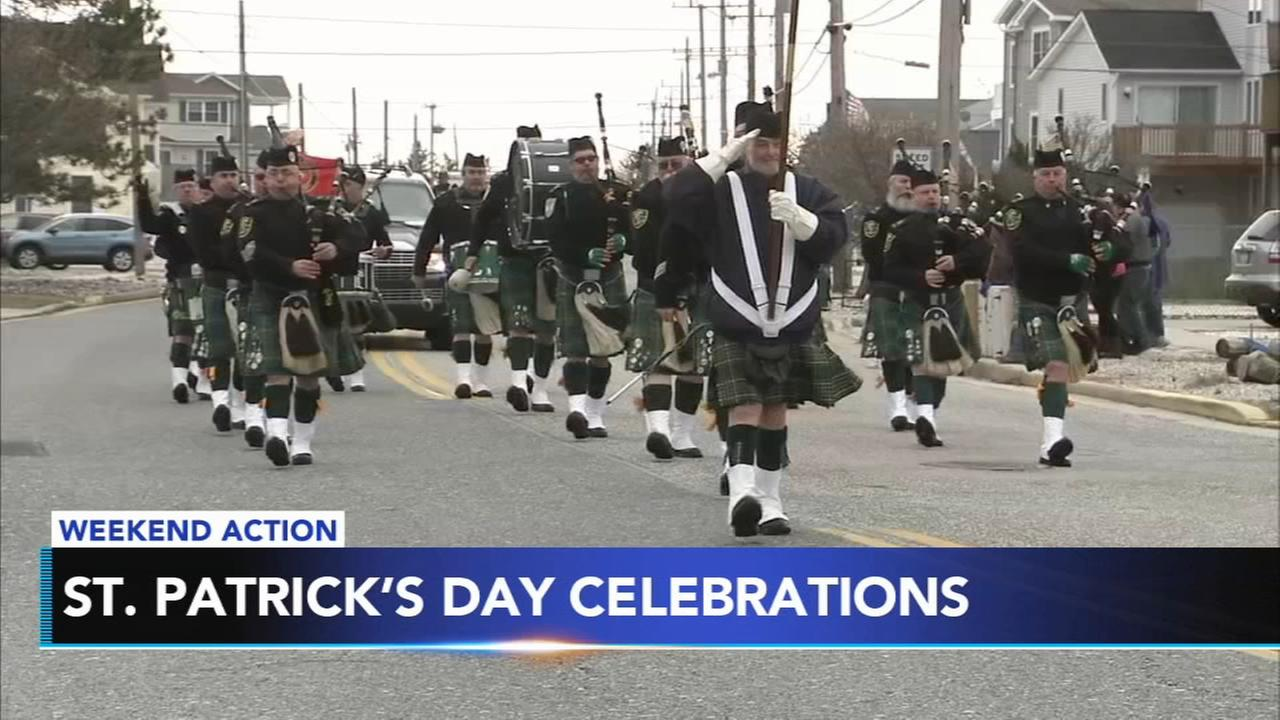 Weekend Action: What to do St. Patricks Day weekend