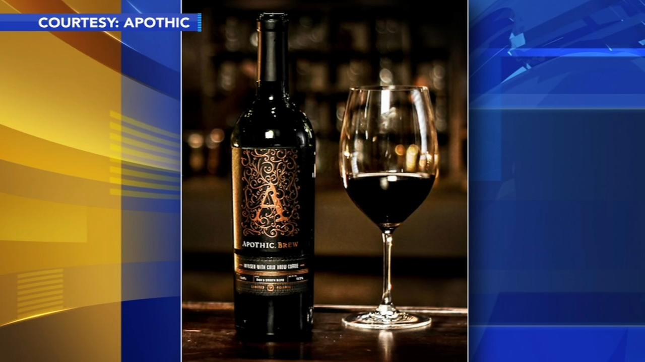Red wine infused with cold brew coffee hitting store shelves this spring