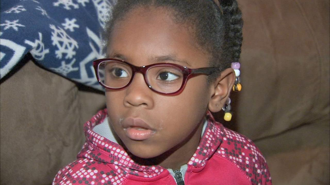 Bus company disputes account of 6 year old student