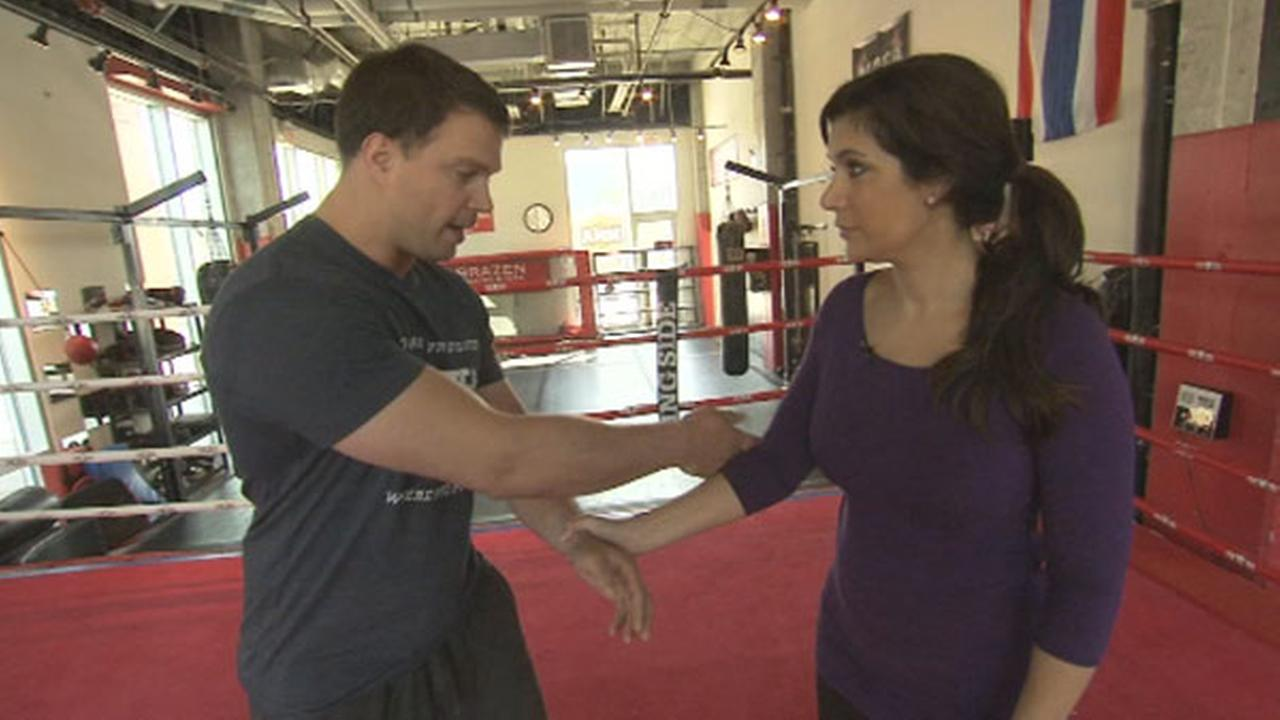 Gym offers free self-defense classes for women