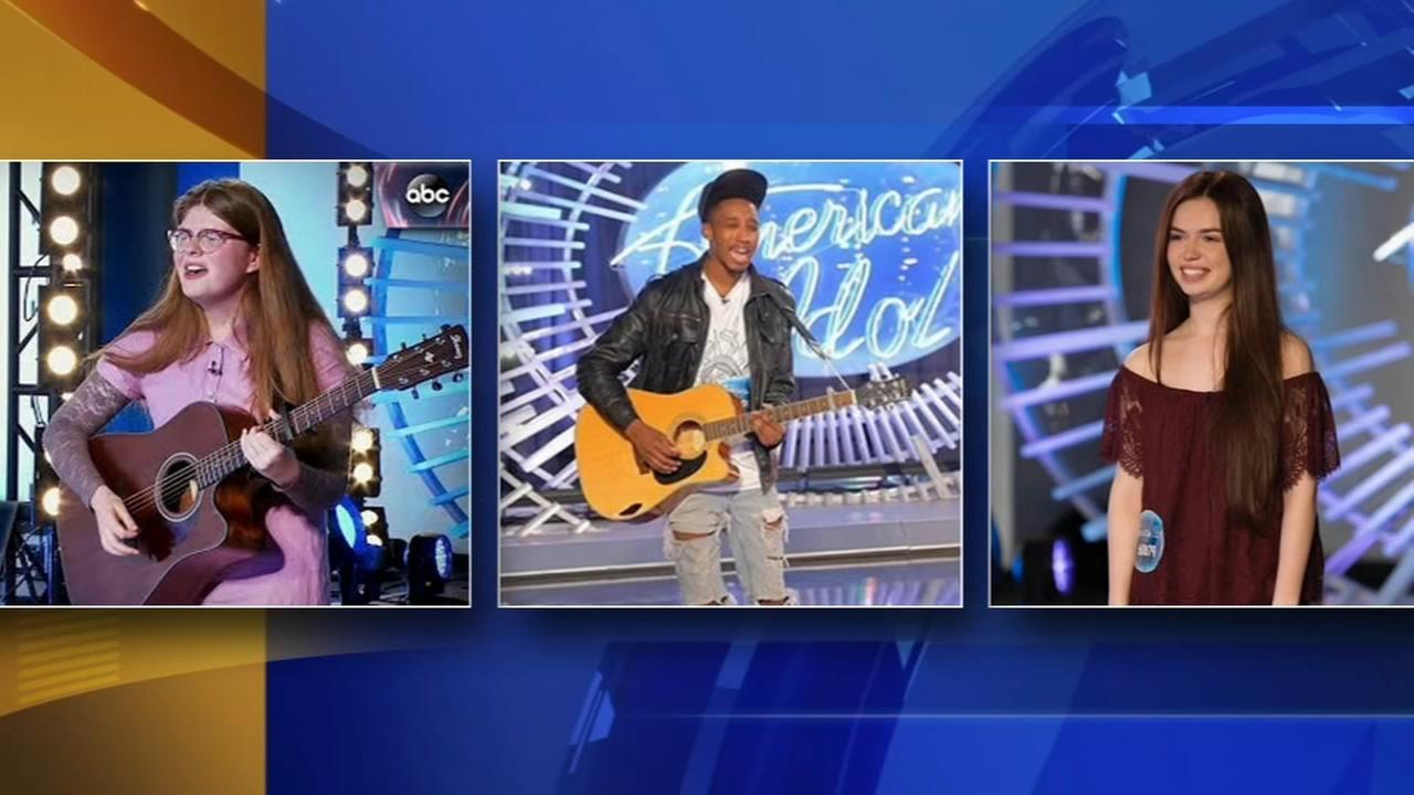 Justin Guarini and Alicia Vitarelli recap week 1 of American Idol