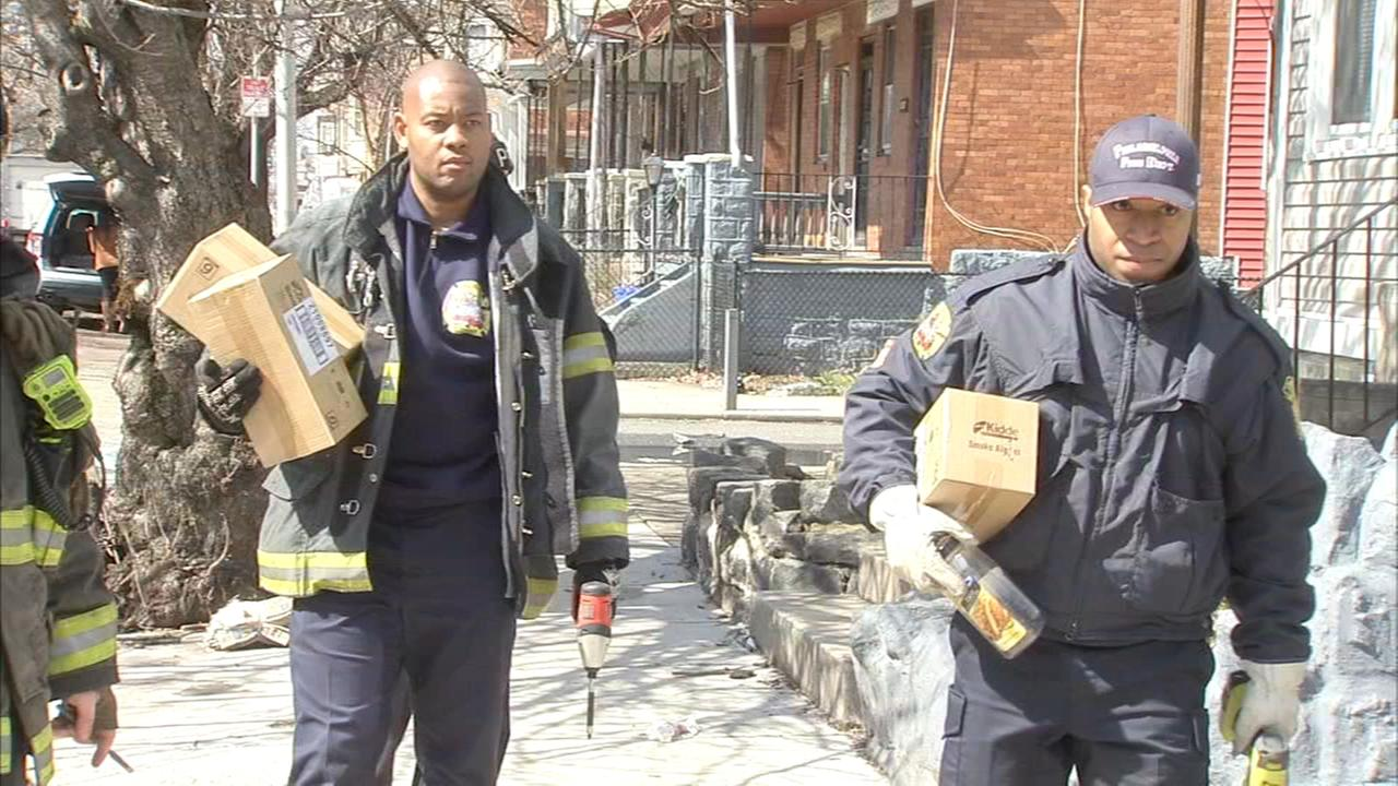 Philly commissioner pushes for fire prevention and safety