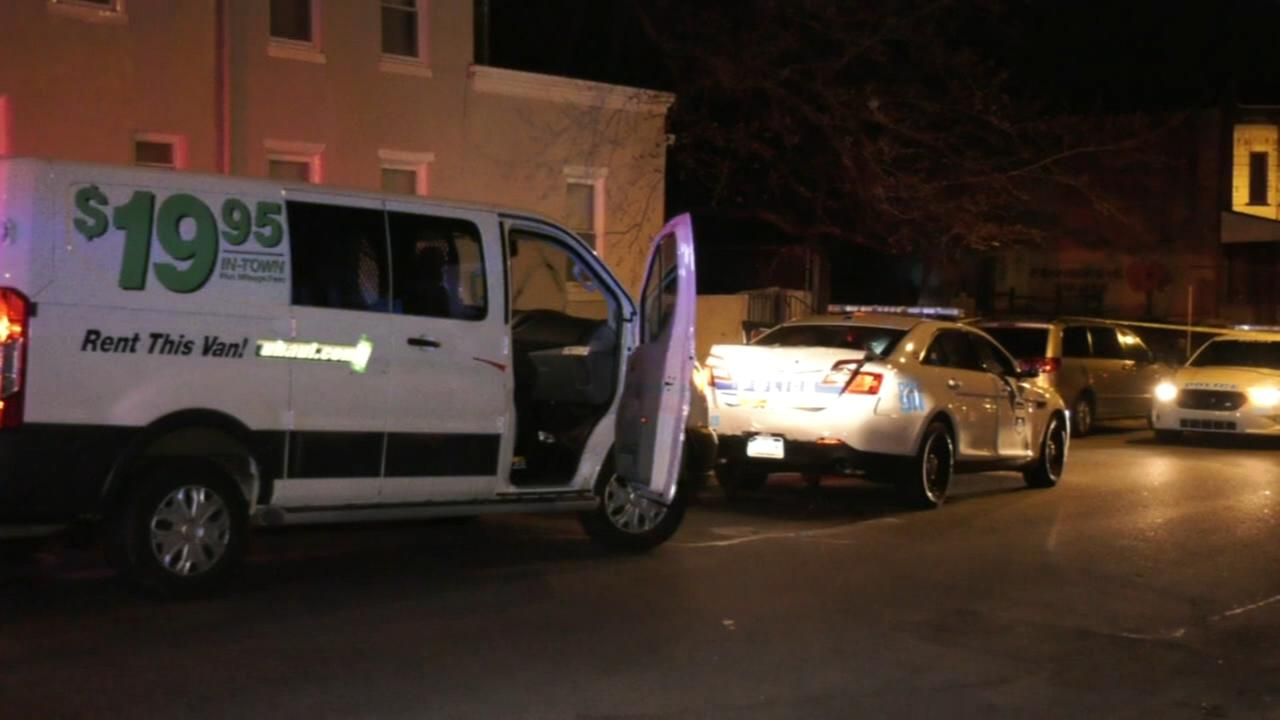 U-Haul crashes into police car, injures 2 officers