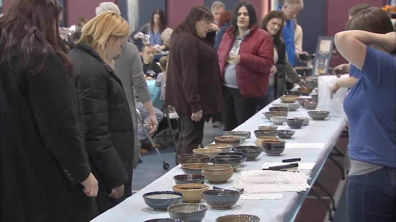 Fundraiser held for wheelchair accessible pottery wheel