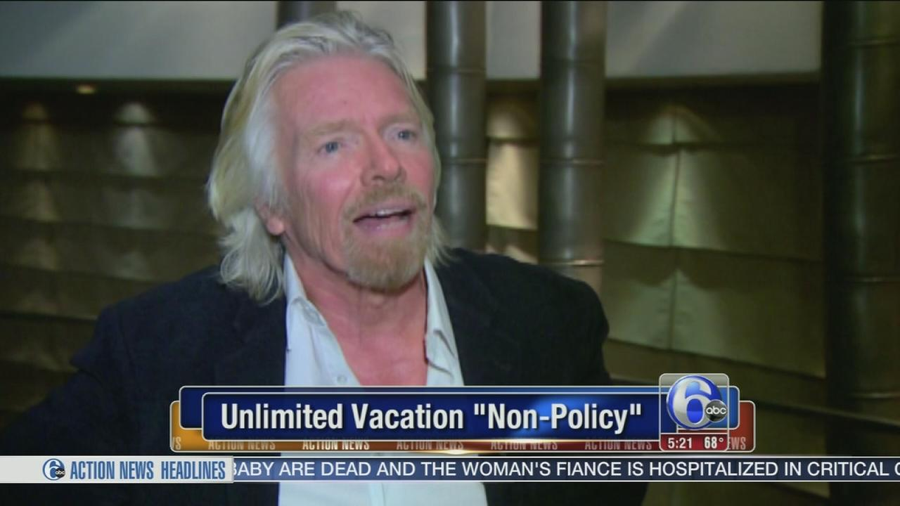 VIDEO: Is unlimited vacation a good idea?