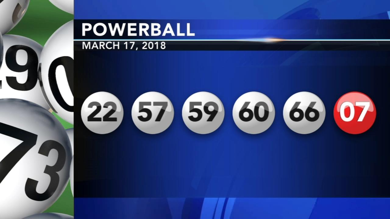 Winning Powerball tickets sold in Pa.