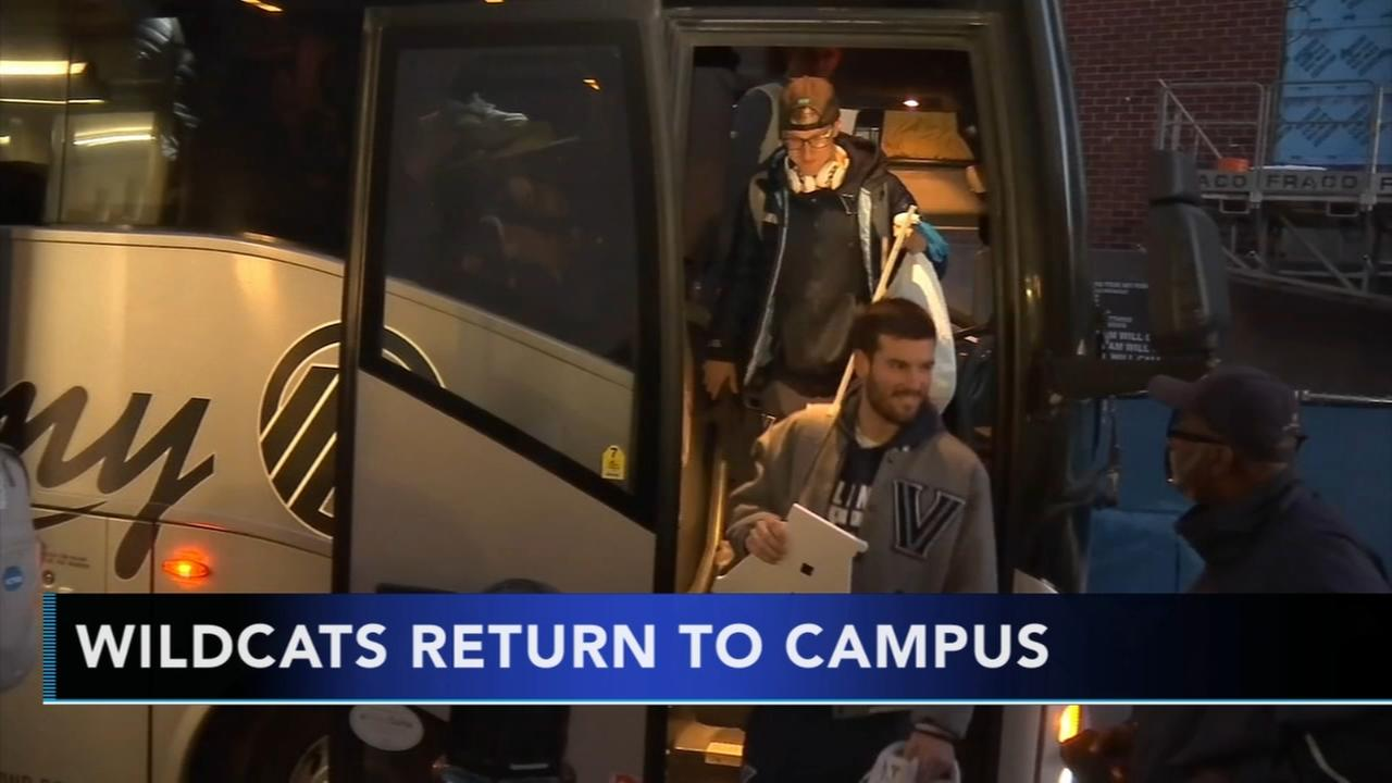 Wildcats return to campus