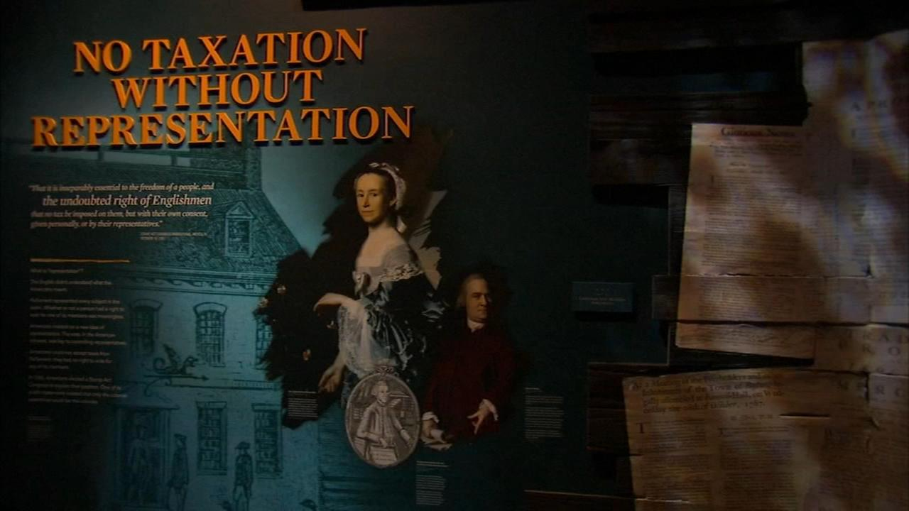 Museum of American Revolution celebrates womens history