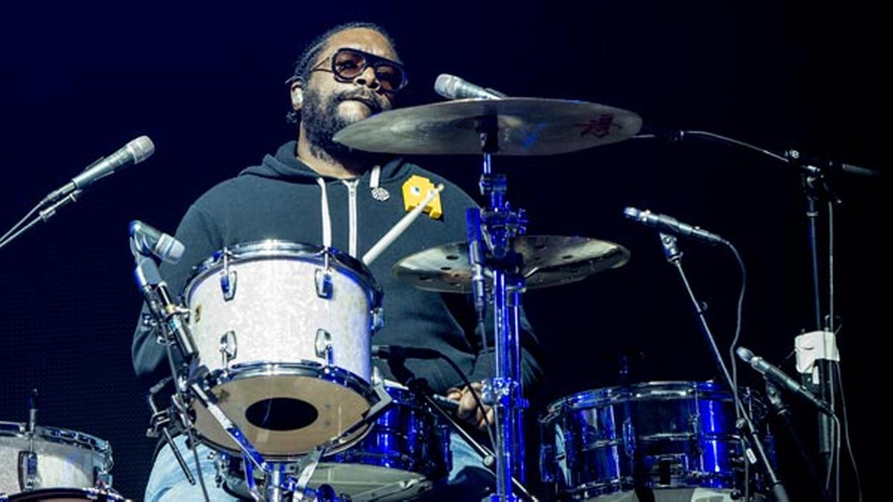 Questlove of The Roots performs at the Okeechobee Music and Arts Festival on Saturday, March 3, 2018, in Okeechobee, Fla.