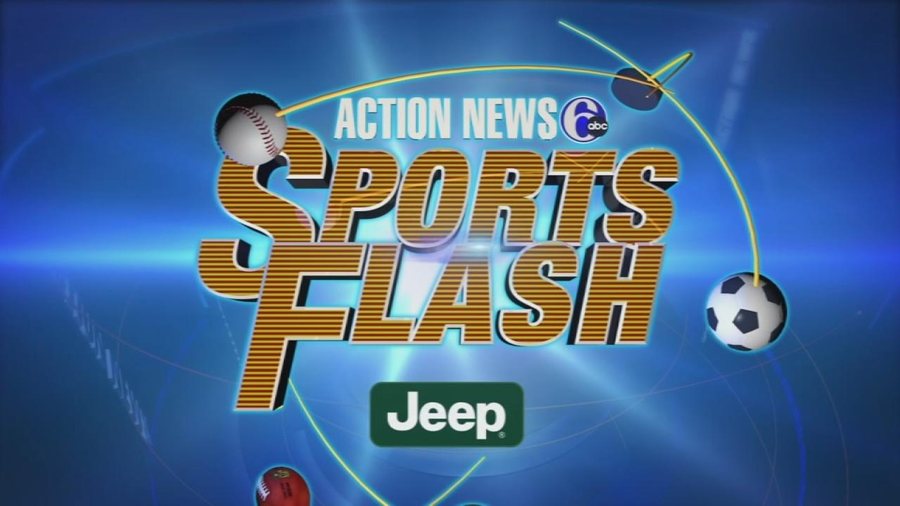 VIDEO: Action News Sports Flash: Wednesday September 24, 2014