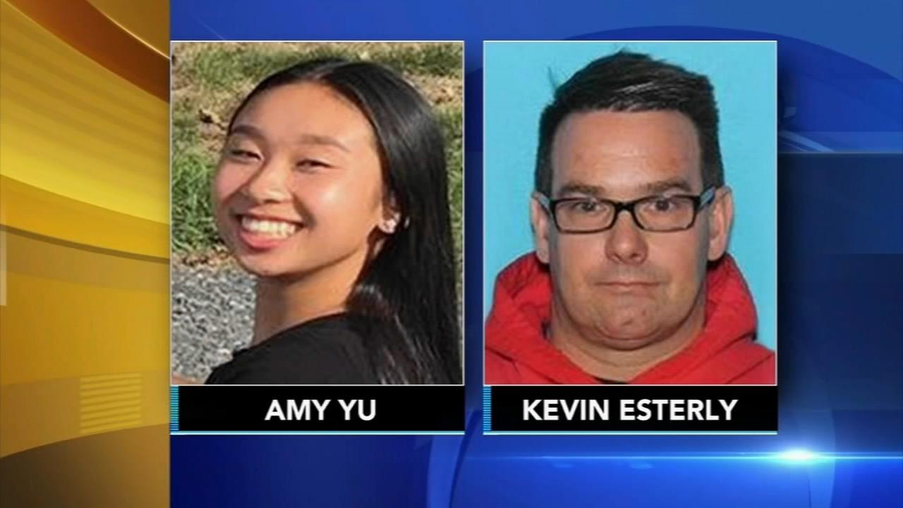 Missing Allentown girl 16-year-old Amy Yu found in Mexico, suspect arrested