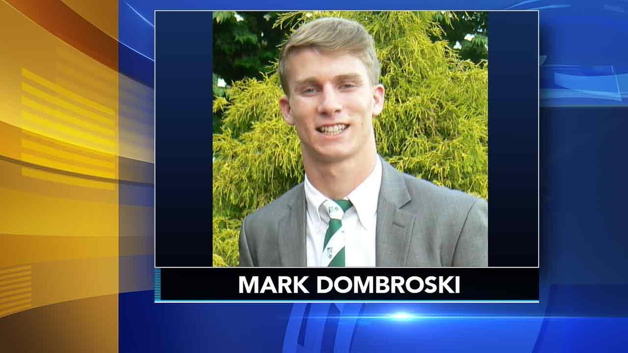 Mark Dombroski Died From Fall, No Foul Play