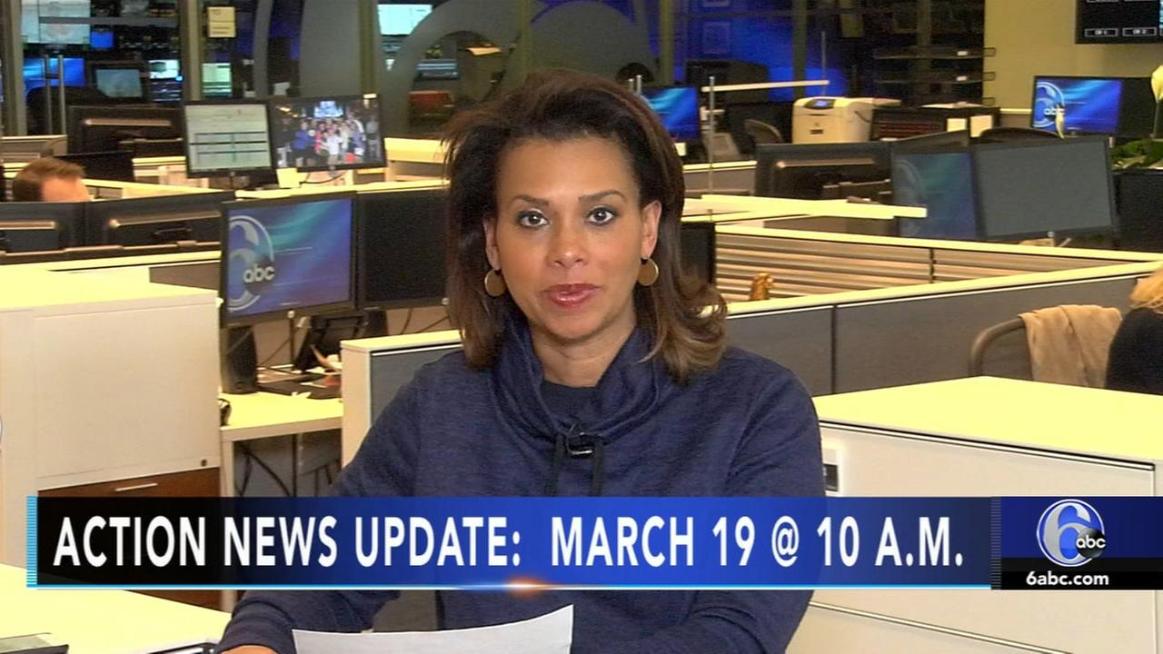 10am Action News Update