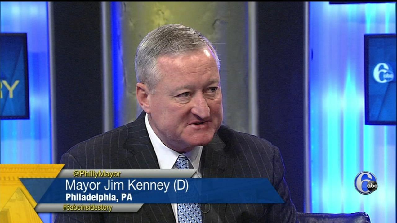 Inside Story (Pt. 1): One-on-one with Mayor Kenney