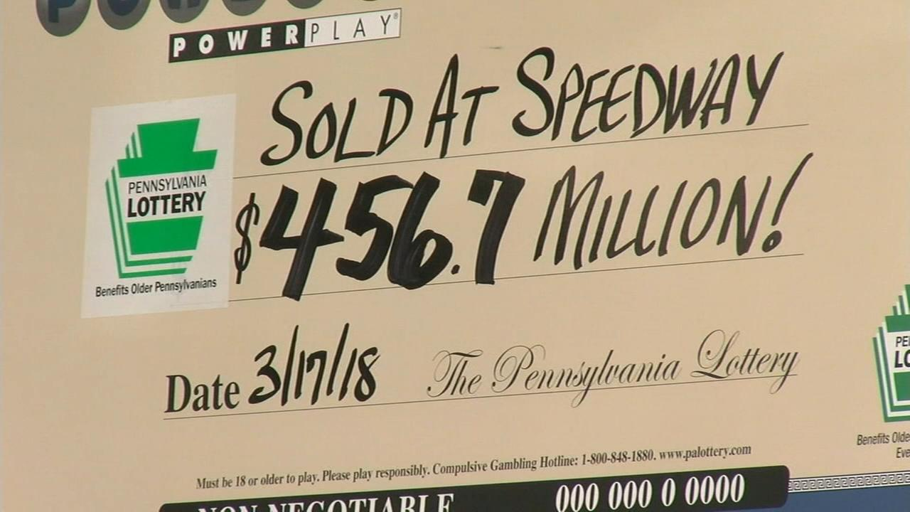 Winning Powerball ticket sold in Lancaster Co