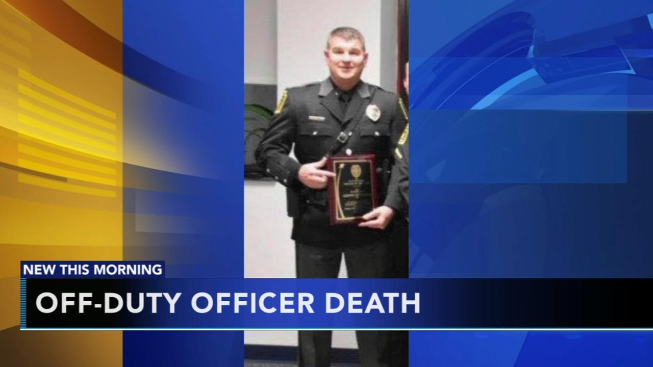 Off-duty officer dies
