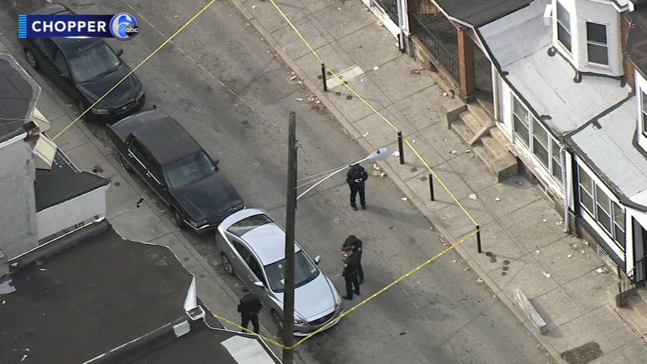 2 men shot and killed in North Philadelphia