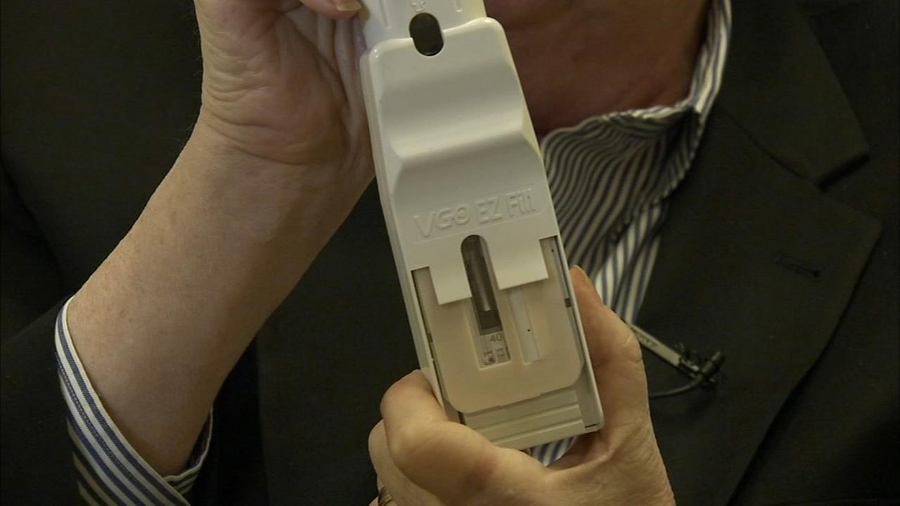 Part-patch, part-pump device helps diabetes 2 patients