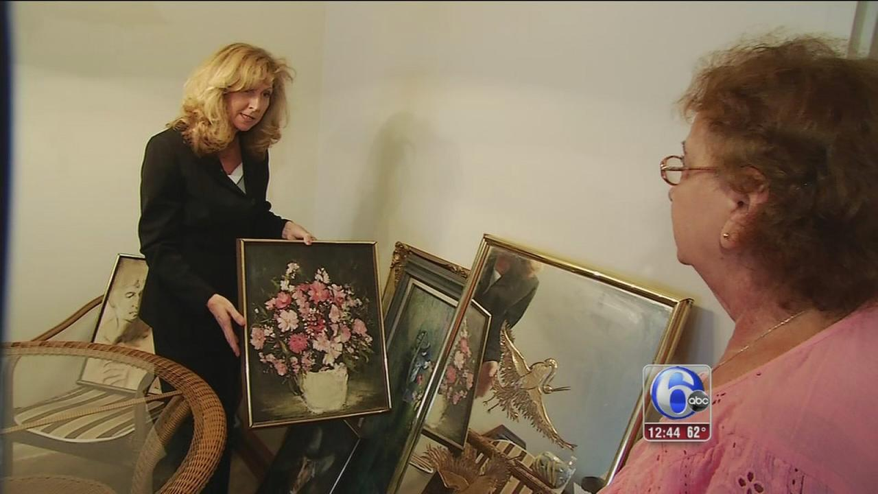 VIDEO: Art of Aging - Downsizing