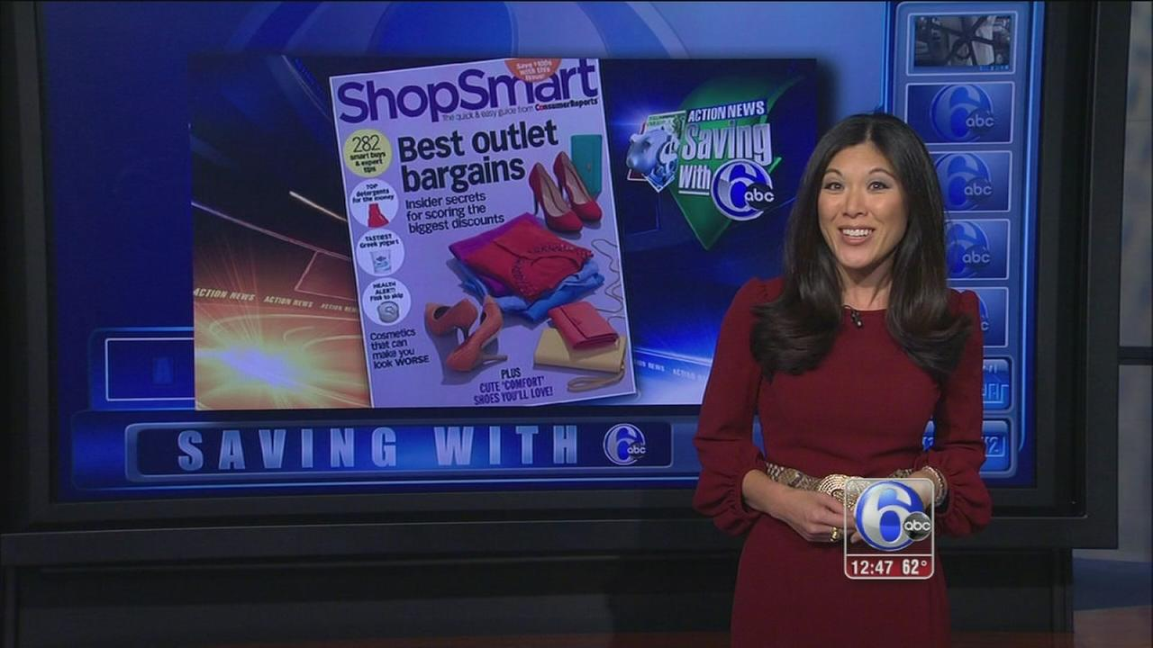VIDEO: Saving with 6abc - Online outlets