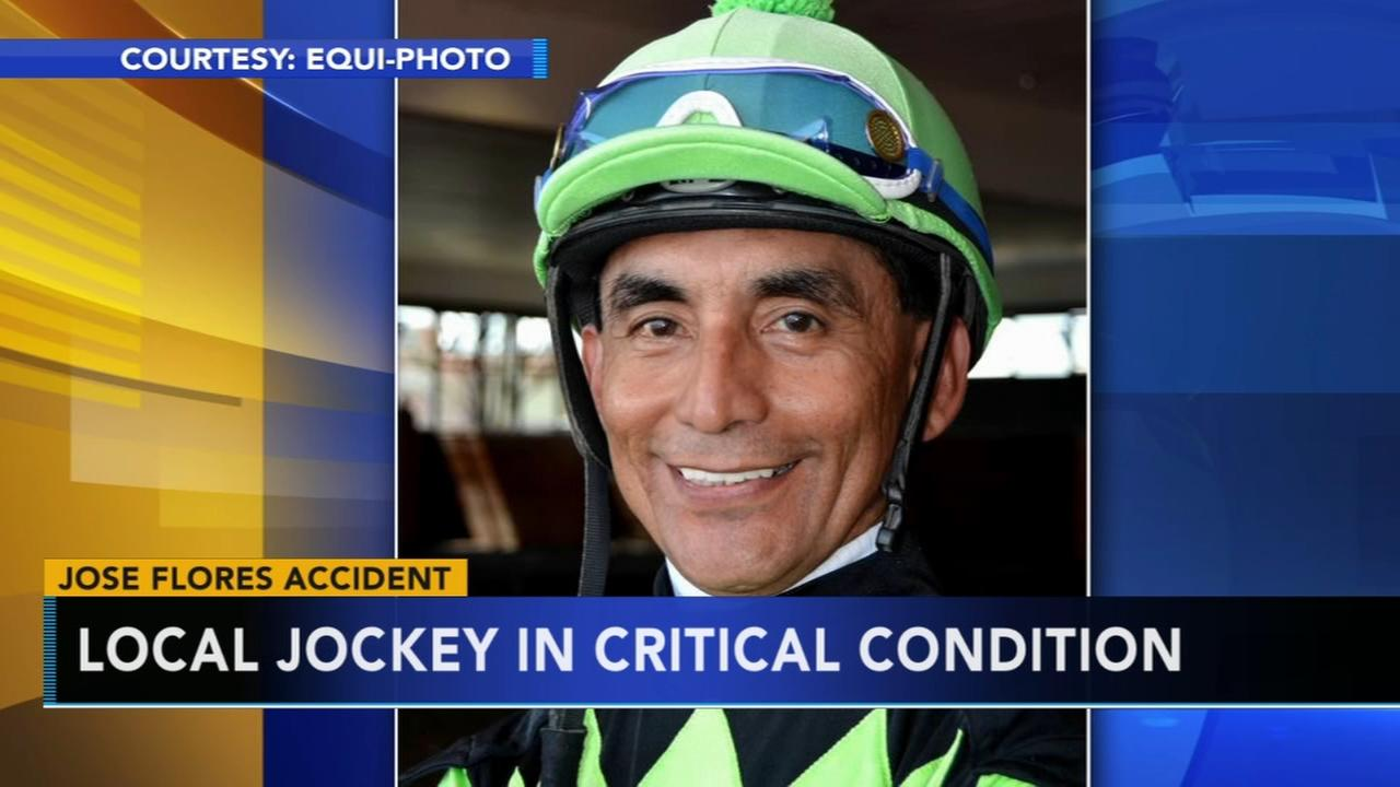 Jockey injured in accident at Parx