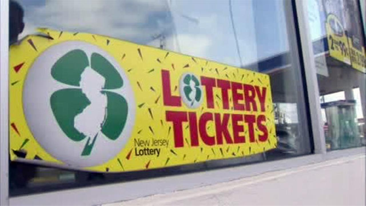 3rd lottery jackpot hits at Atlantic County truck stop