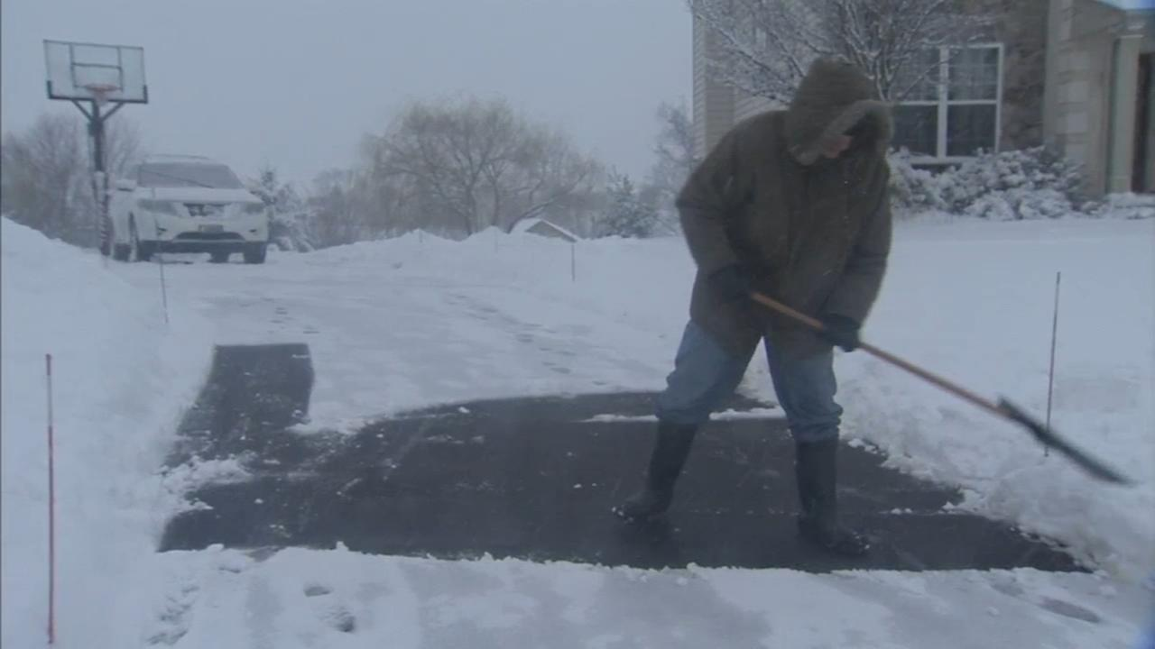 Montco digs out from storm