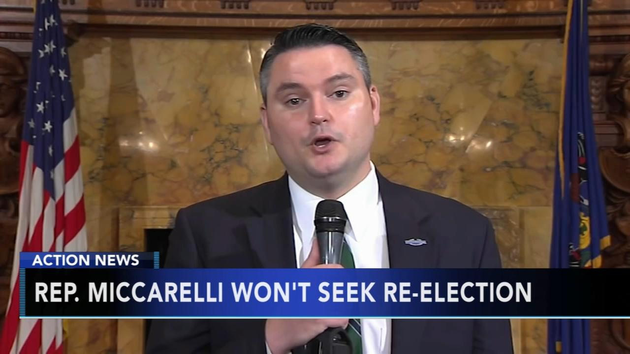 Miccarelli will not seek reelection