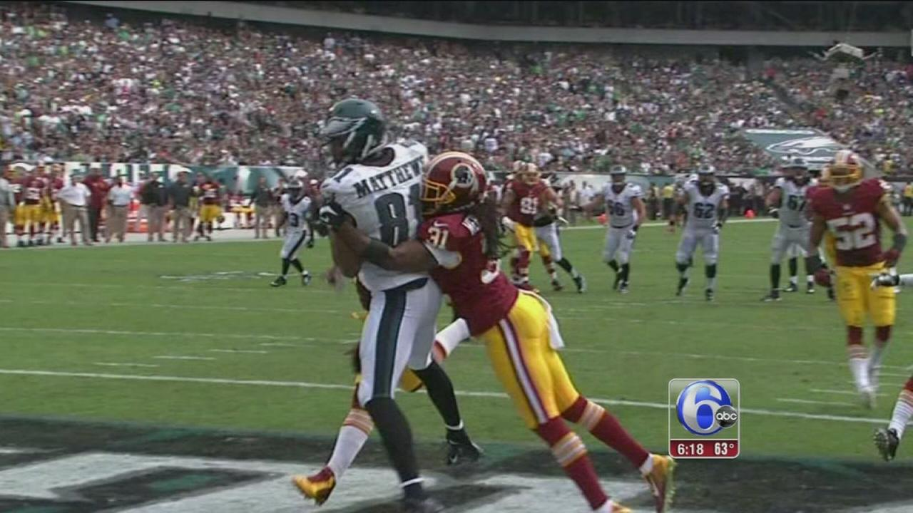 VIDEO: Despite 3-0 start, Eagles work to improve