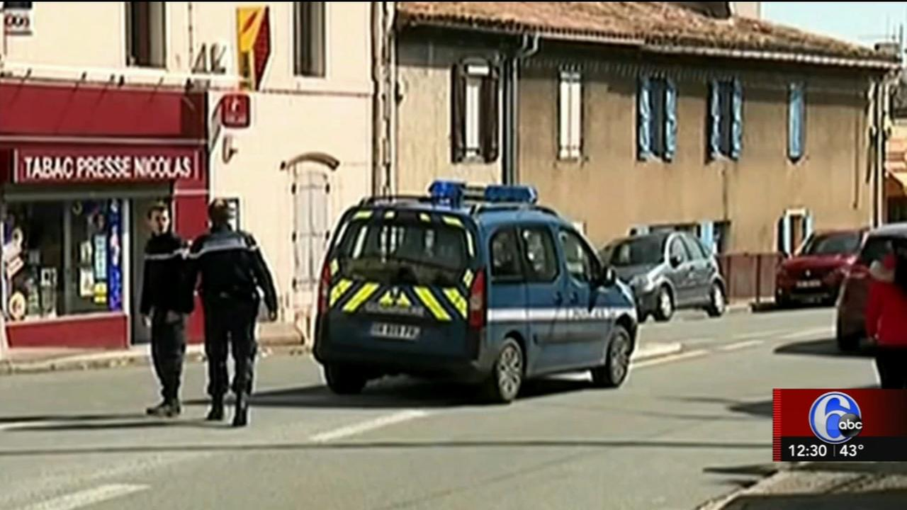 Hostage-taker in France kills 3; shot dead by police