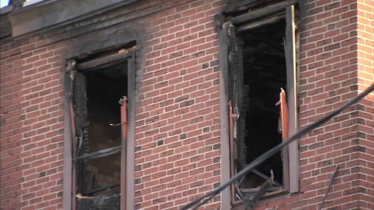 Search for students who rescued man from deadly fire