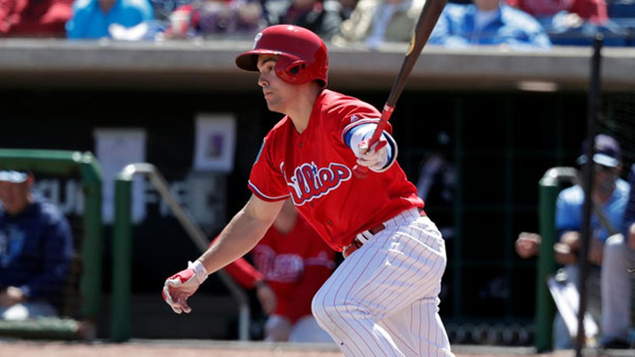 Phillies sign top prospect Scott Kingery with options running through 2026