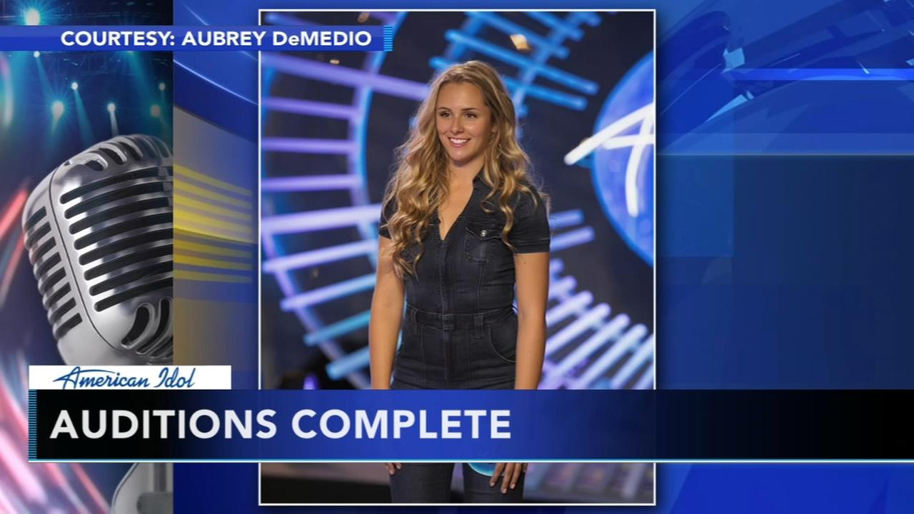 Montco teen snags coveted golden ticket on American Idol