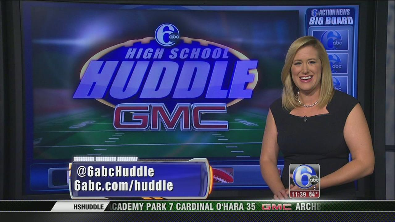 VIDEO: High School Huddle 2014: Week 5