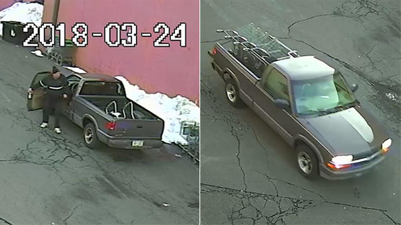 Police: Man stole shopping carts from Bucks Co. supermarket