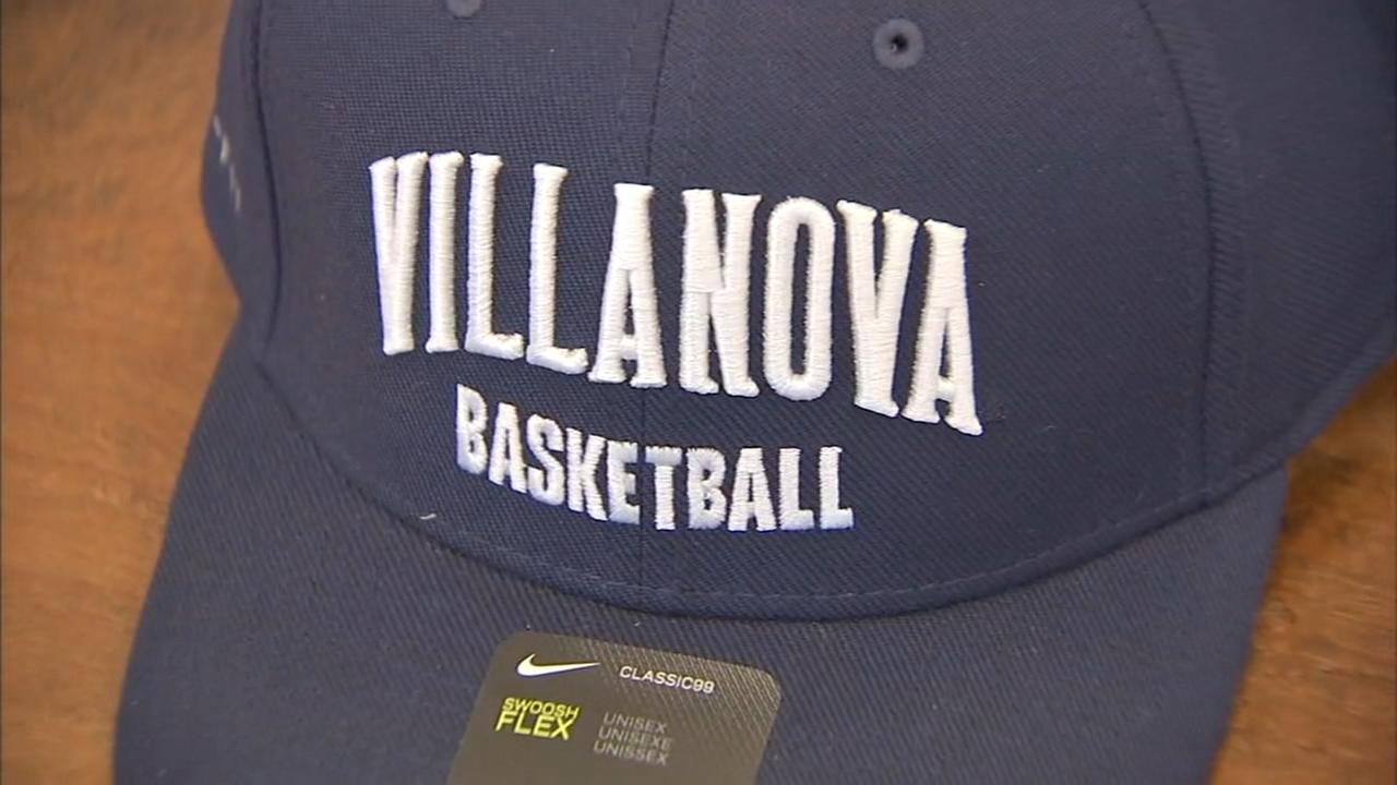Fans anxiously wait for Villanova Final Four gear