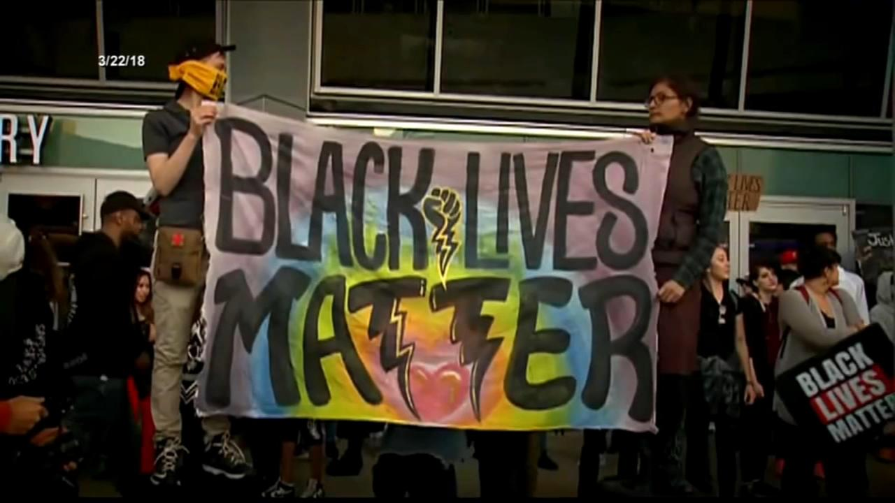 Protests resume in fatal Sacramento police shooting