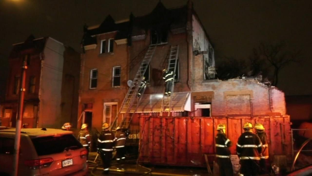 Investigation continues into fatal North Philadelphia fire
