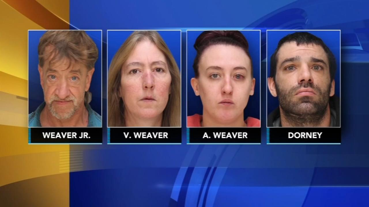 Four arrested in Richland Twp elder abuse case