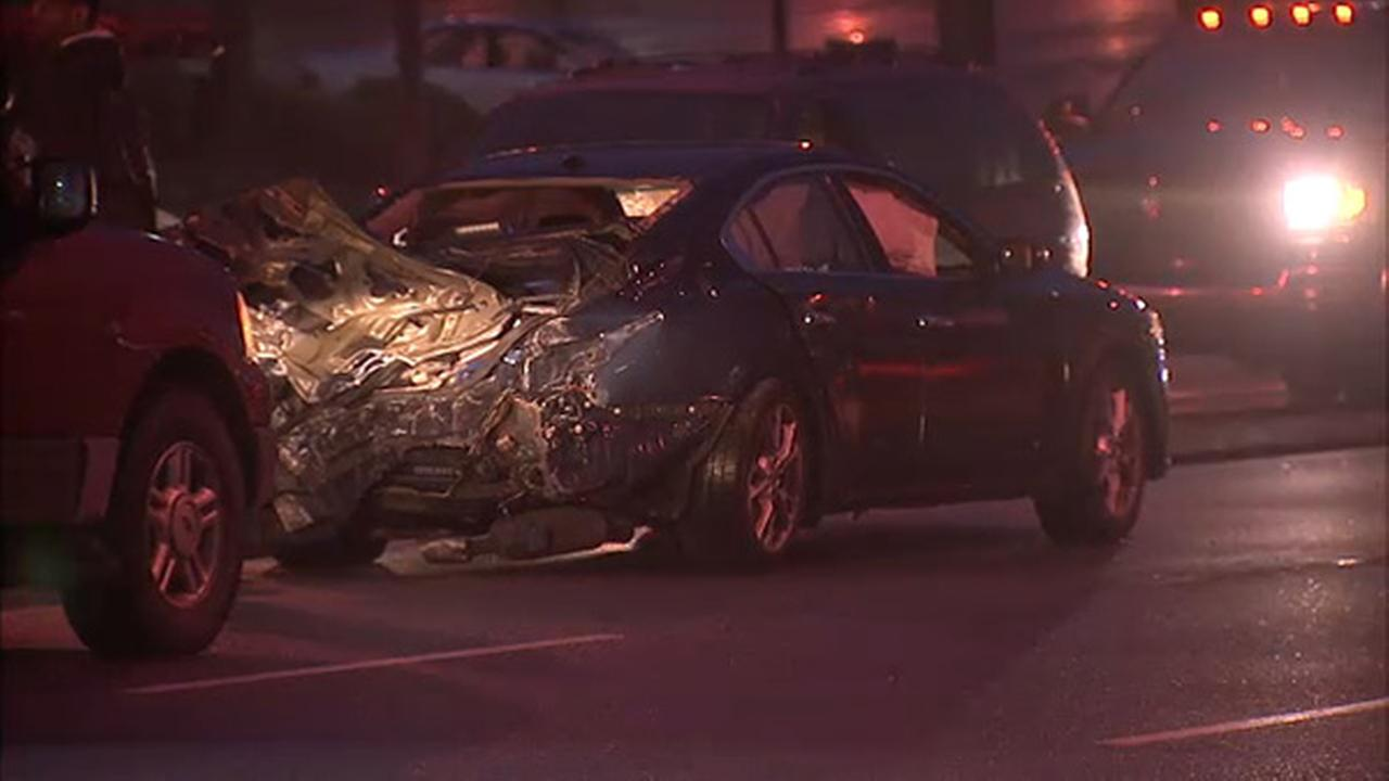 1 injured in Wynnefield crash, driver flees