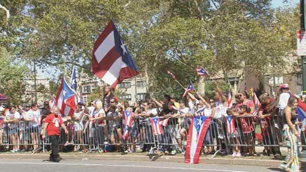 PHOTOS: 52nd annual Phila. Puerto Rican Parade