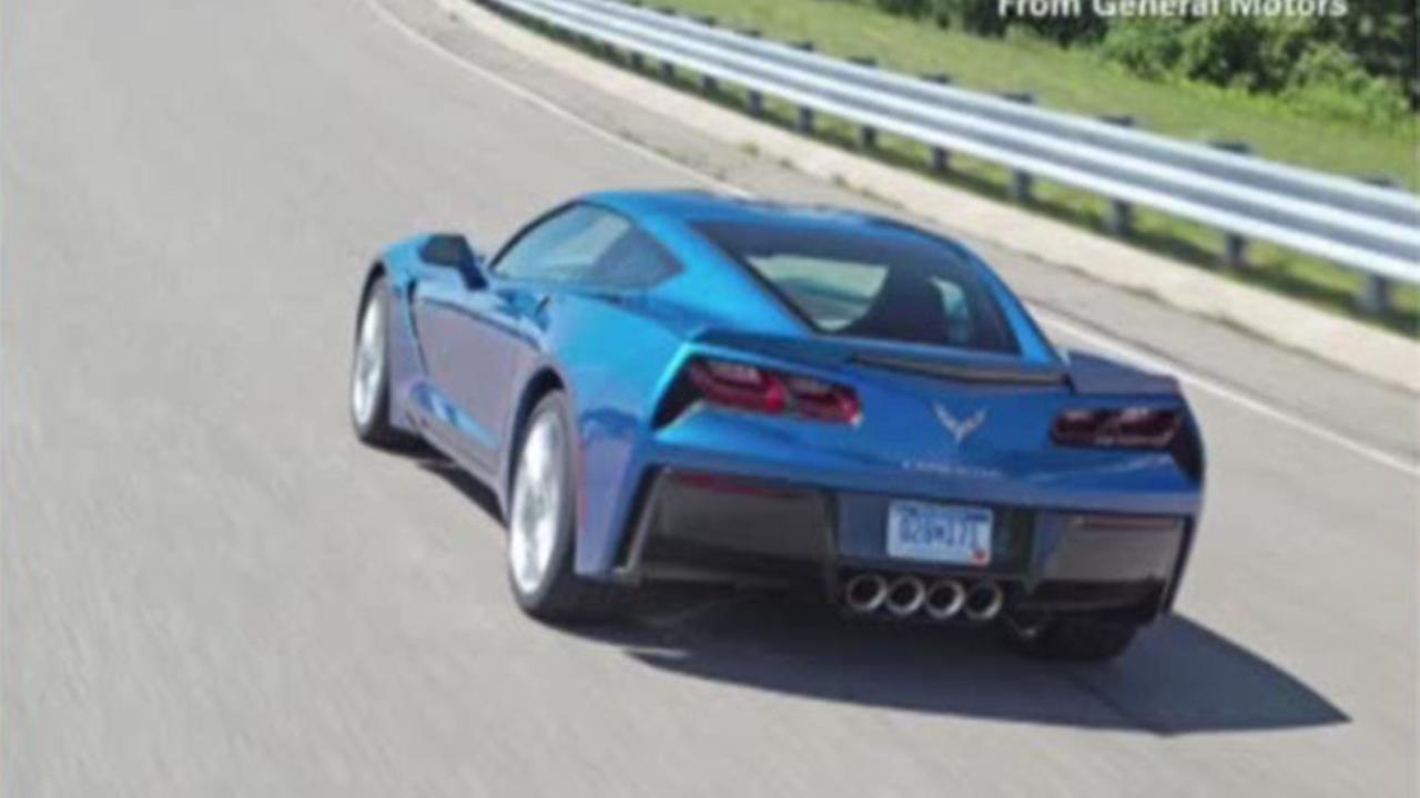 Corvettes spy cam may be illegal