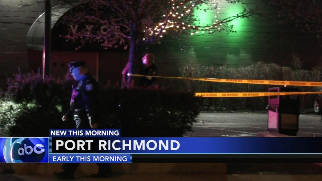 Stabbing in Port Richmond
