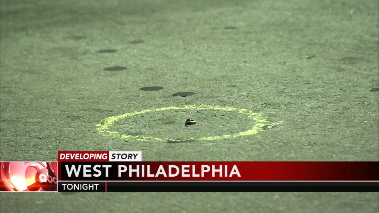 Teen shot in West Philadelphia