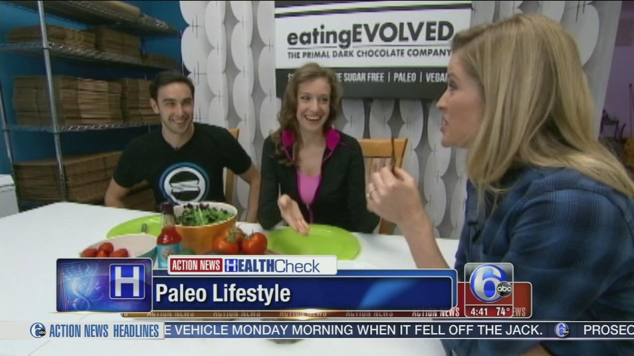 VIDEO: From a Paleo diet to a Paleo lifestyle