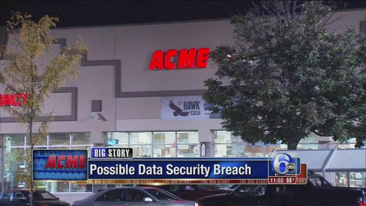 VIDEO: Possible data breach