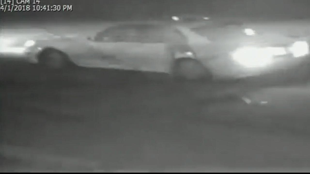 Thieves sought for burglary of building supply rental store